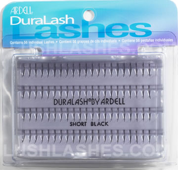 Add instant volume to your natural  lashes with Single false eyelashes by Ardell